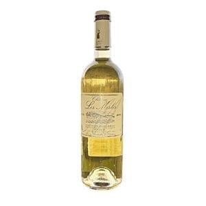 Vins blancs moelleux